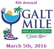 Galt Mile Wine and Food Festival 2016