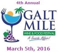 Galt Mile Wine and Food Festival 2016