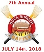Boca Burger Battle event 2018