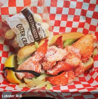 Cape Cod Lobster Roll