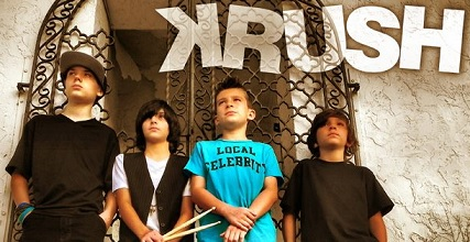 krush band