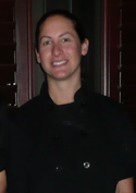 Chef Carrie Spalding Blue Martini