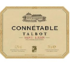 Connetable de Talbot Wood Case