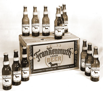 Frankenmuth Brewery Beer