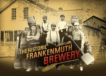 Frankenmuth Brewery History