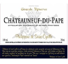 Philippine de Saint Cyrille Grand Reserve