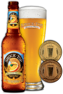 Shocktop st belgian wheat