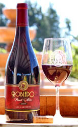 Strategic Importers Robledo Pinot Noir