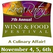 Boca Wine and Food Festival 2016